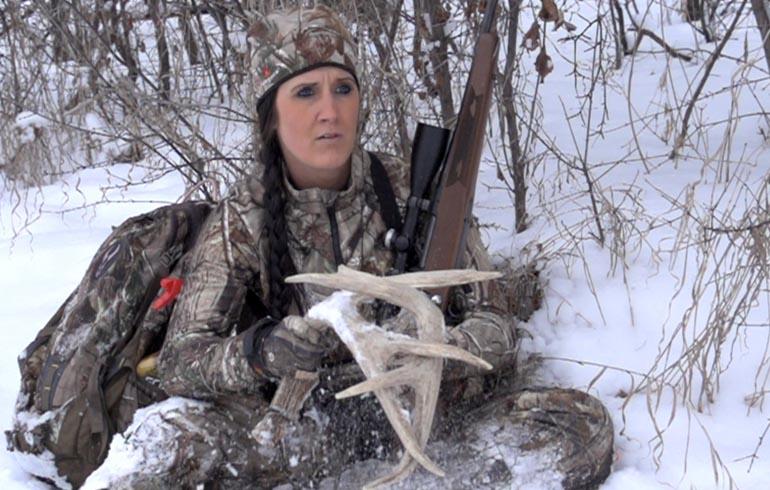 Deer rattling