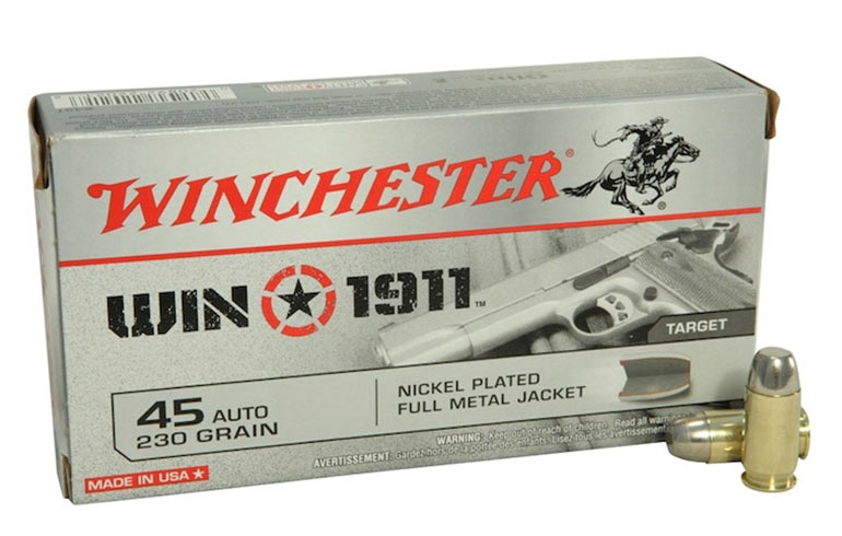1911 Ammo