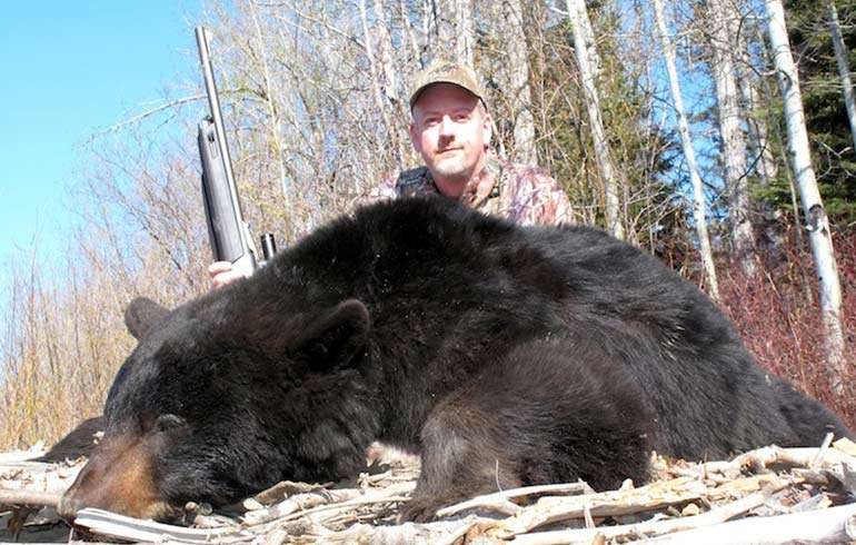 Best loads for black bear the other spring hunting winchester