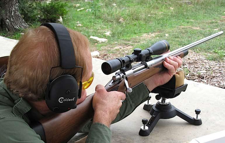 shooting cold barrel