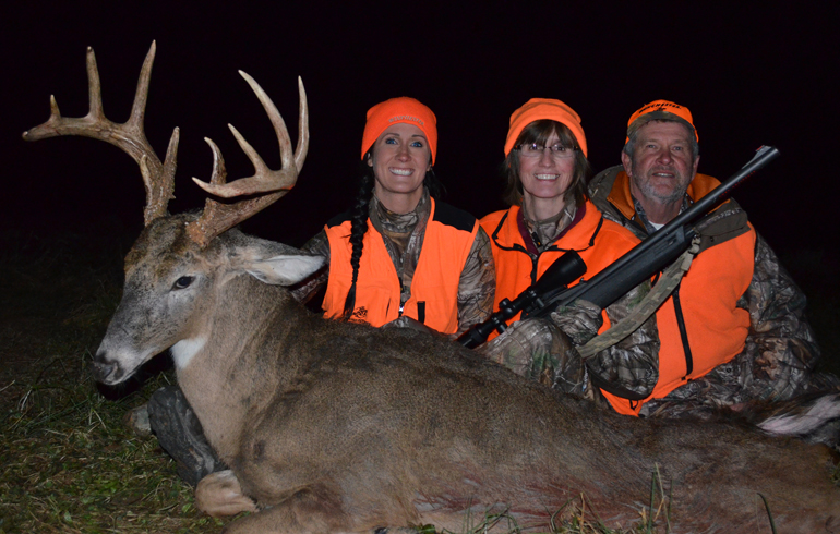 Mom_melissa_and_dad_with_buck