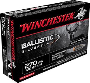 ballistic silvertip