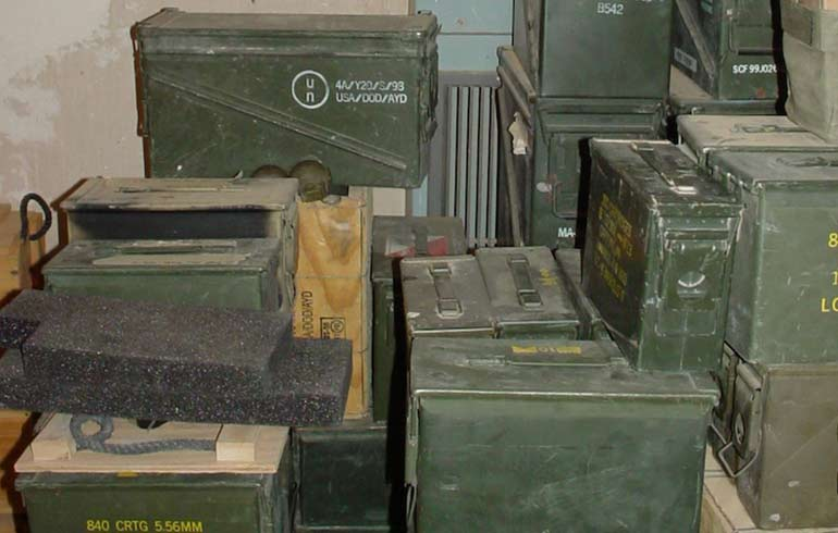 Proper Ammunition Storage Winchester Blog