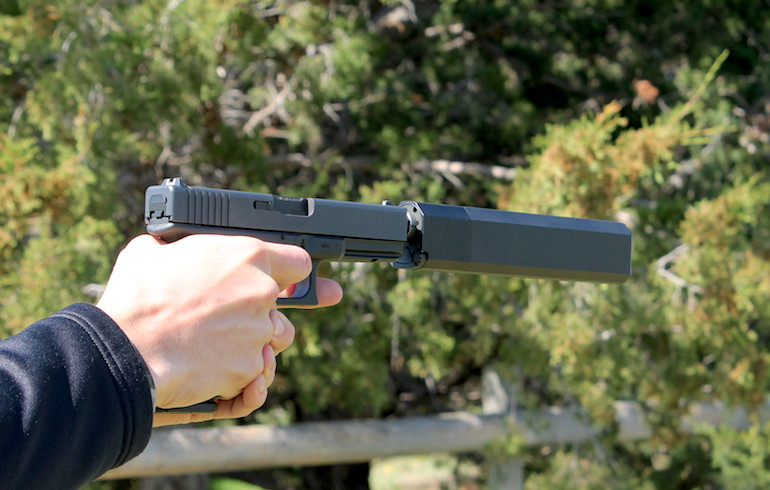What are the Benefits of Owning a Suppressed Firearm